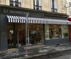 LeBazaristain,Paris,slated,slatetableware