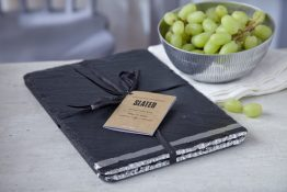 Silver Leaf Place Mats